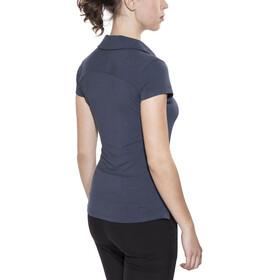 Columbia Pacific - Camiseta manga corta Mujer - azul